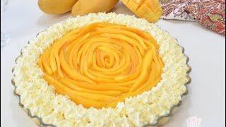 আমময় ডেসার্ট || পাকা আমের কাস্টার্ড ট্রাইফেল || Mango Custard Trifle || Trifle Dessert