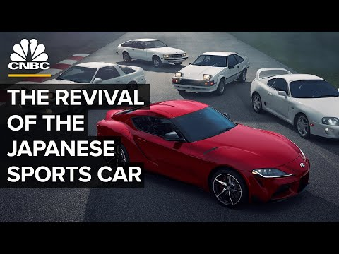 Why Toyota, Honda, And Nissan Continue To Bet On Sports Cars