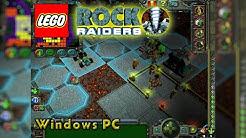 LEGO Rock Raiders (PC 1999) walkthrough