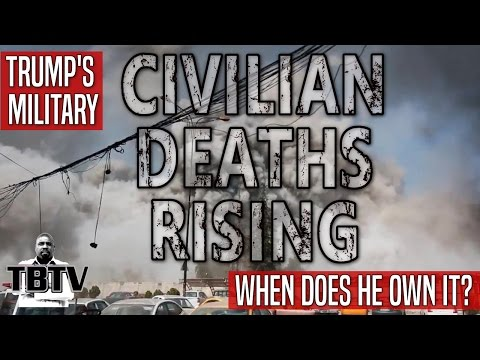 CIVILIAN DEATHS HIT RECORD HIGH UNDER DONALD TRUMP