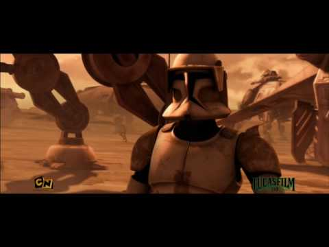 Clip from Clone Wars Episode 2 5