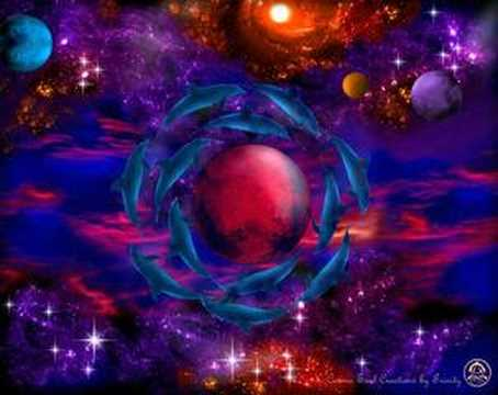 Resistance D  Cosmic Love