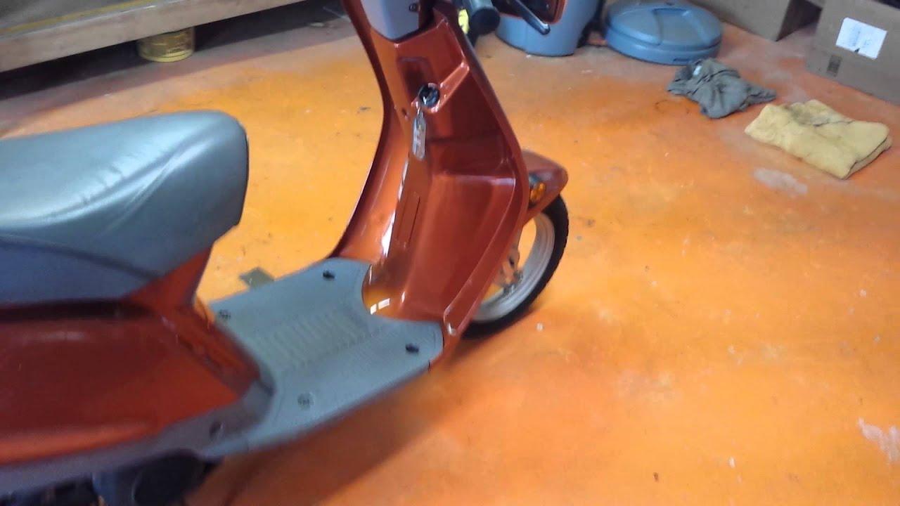 Yamaha Razz Custom