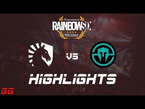 Liquid vs Immortals | R6 Pro League S8 Highlights