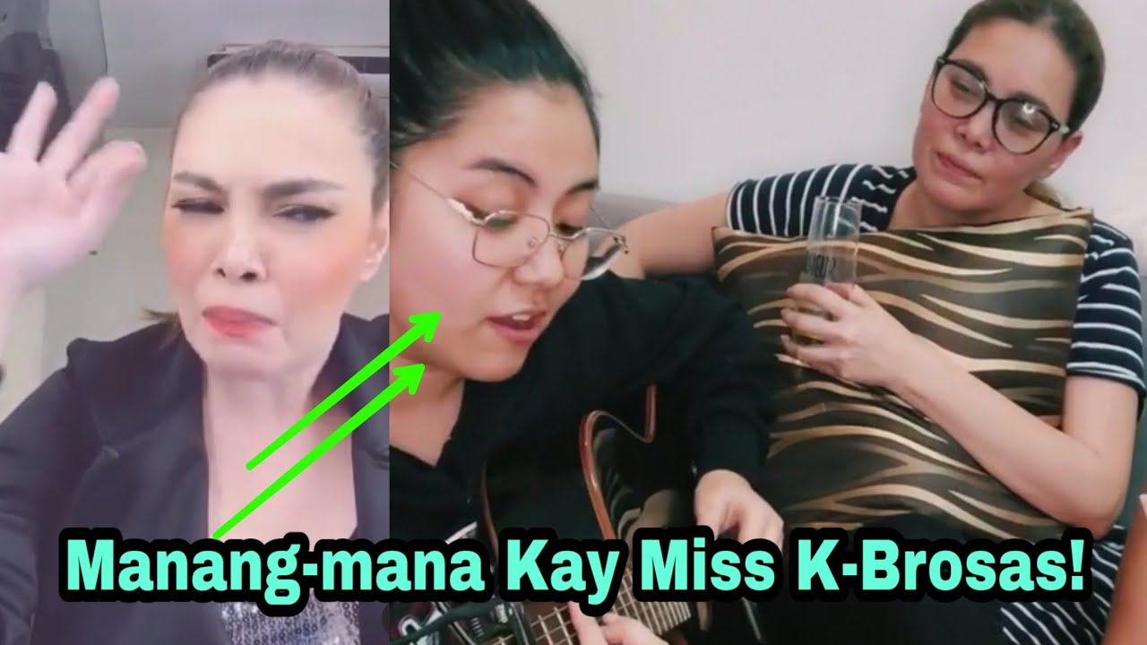Wow! Only Child Ni K BROSAS Napakagaling Pala Magguitara At Kumanta!