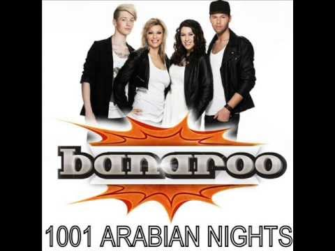 Banaroo - 1001 Arabian Nights (Full HQ Song)