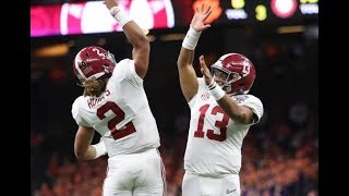 Jalen Hurts Vs Tua Tagovailoa (Season 2) Game Over