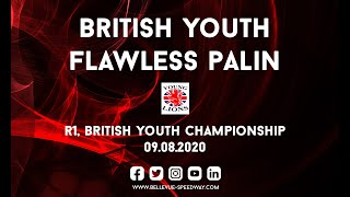 Heat 6 - British Youth Championships - 09.08.2020