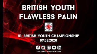 Heat 6 - British Youth Championships - 09.08.2020
