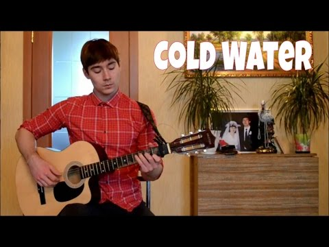 Justin Bieber - Cold Water (The Ellen Show) Acoustic Cover