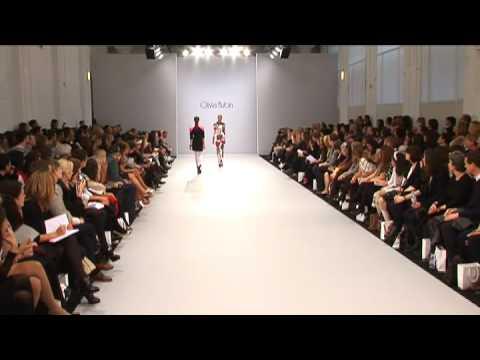 On|Off London Fashion Week. Day Three: Olivia Rubin