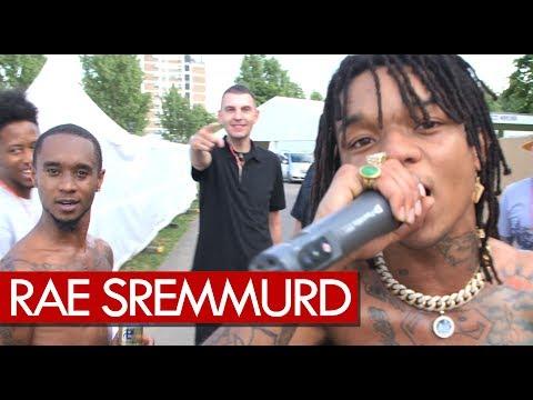 Rae Sremmurd shut it down at Wireless!