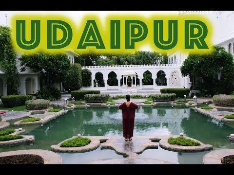 STAYING AT THE TAJ LAKE PALACE | INDIA PART 2