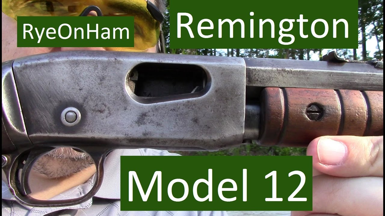 remington model 12 serial number dates