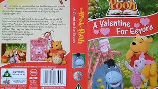 The Book of Pooh - A Valentine for Eeyore [VHS] (2003)