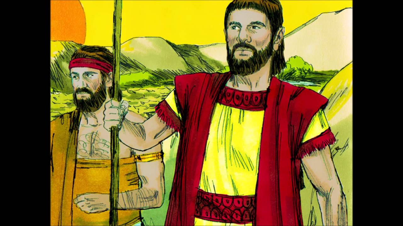 Sunday School Bible Reading Of Genesis For Christian