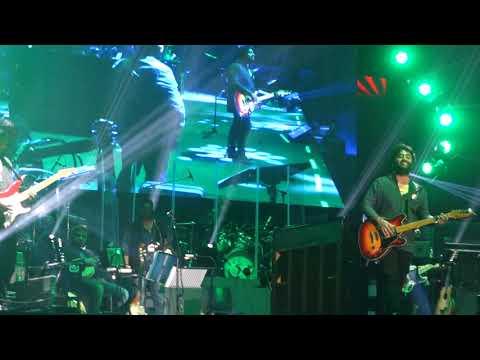 Arijit Singh Live Concert Medley Part 2 Feat. Farhan Akhtar