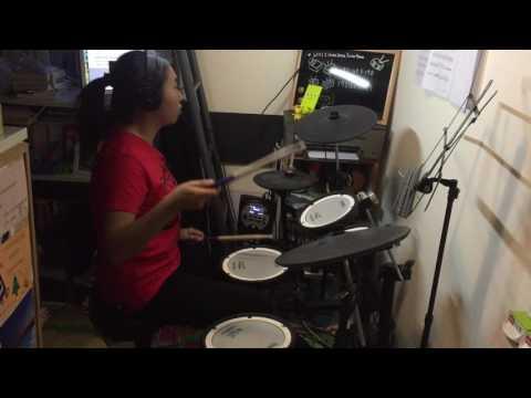 Just for FUN - Shek Shan Drum Cover (何韻詩 - 鋼鐵是怎樣煉成的)