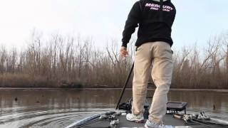 Edwin Evers on the Bassmaster Classic and