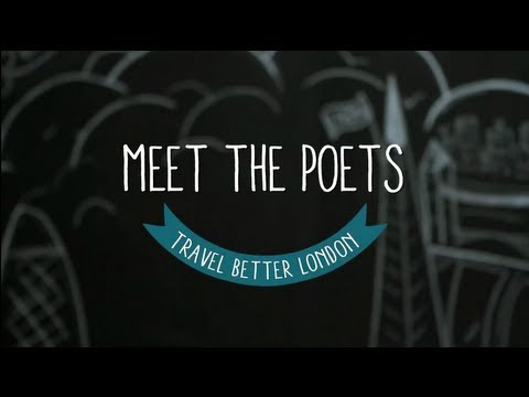Meet the Poets - Travel Better London