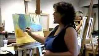 painting a still life impressionist style w margaret aycock