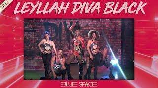 Blue Space Oficial - Leyllah Diva Black e Ballet - 30.09.18