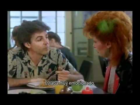 Paul McCartney Give my regards to broad street subtitulado en español parte 3 de 7