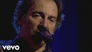 Смотреть клип Bruce Springsteen With The Sessions Band - Highway Patrolman