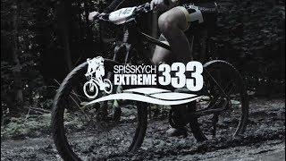 Extrémny MTB maratón 333 - Slovensky Raj & Spiš