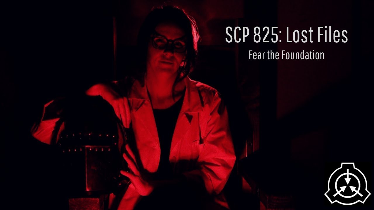 SCP 825: LOST FILES | Fear the Foundation | SCP Short Film