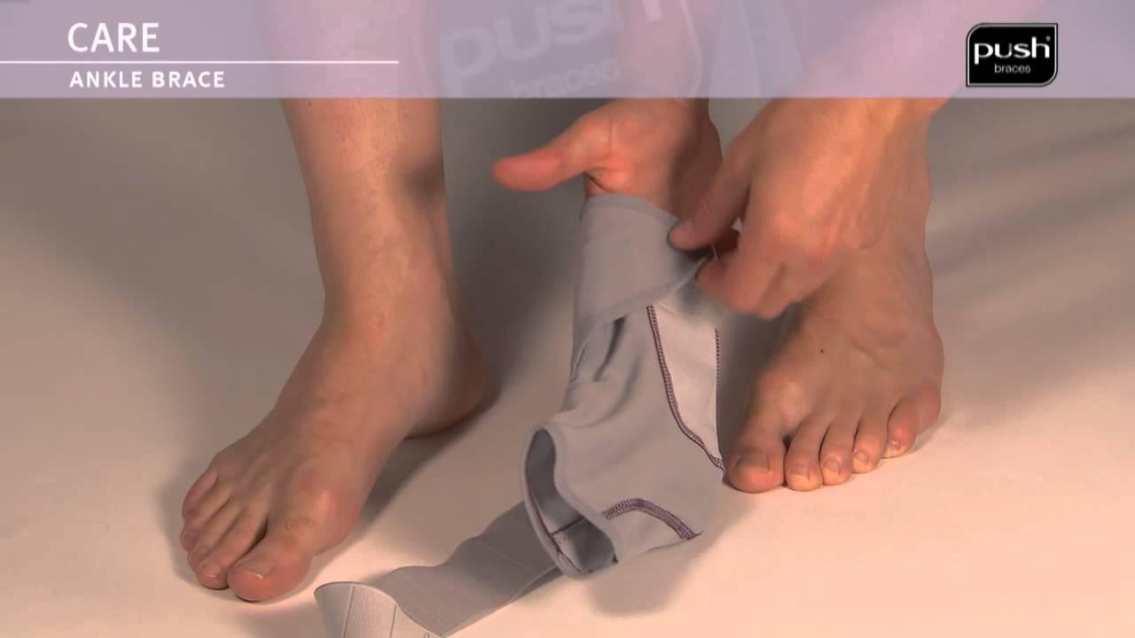 Push Braces | care Ankle Brace
