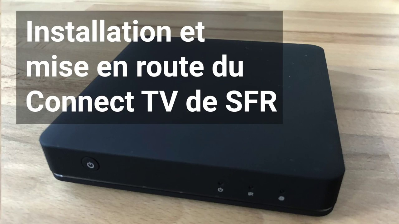 sfr connect tv