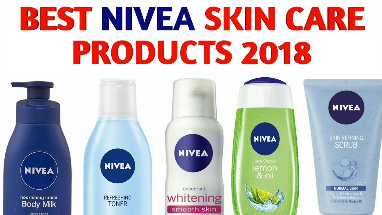 Best Nivea Skin Care Products In India With Price Best In Beauty Youtube