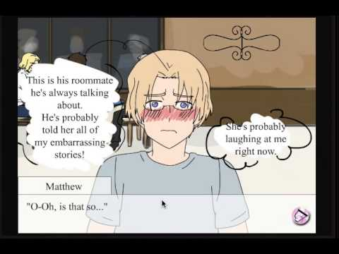 Hetalia dating sim canada newgrounds