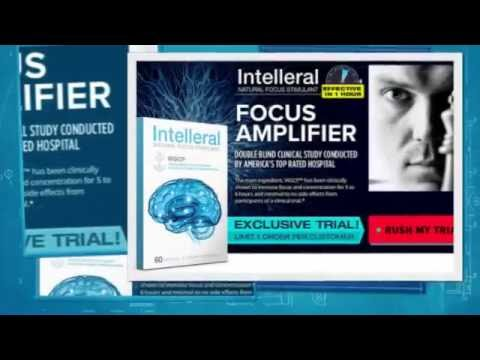 Intelleral Reviews - The Ultimate Brain Memory Amplifier