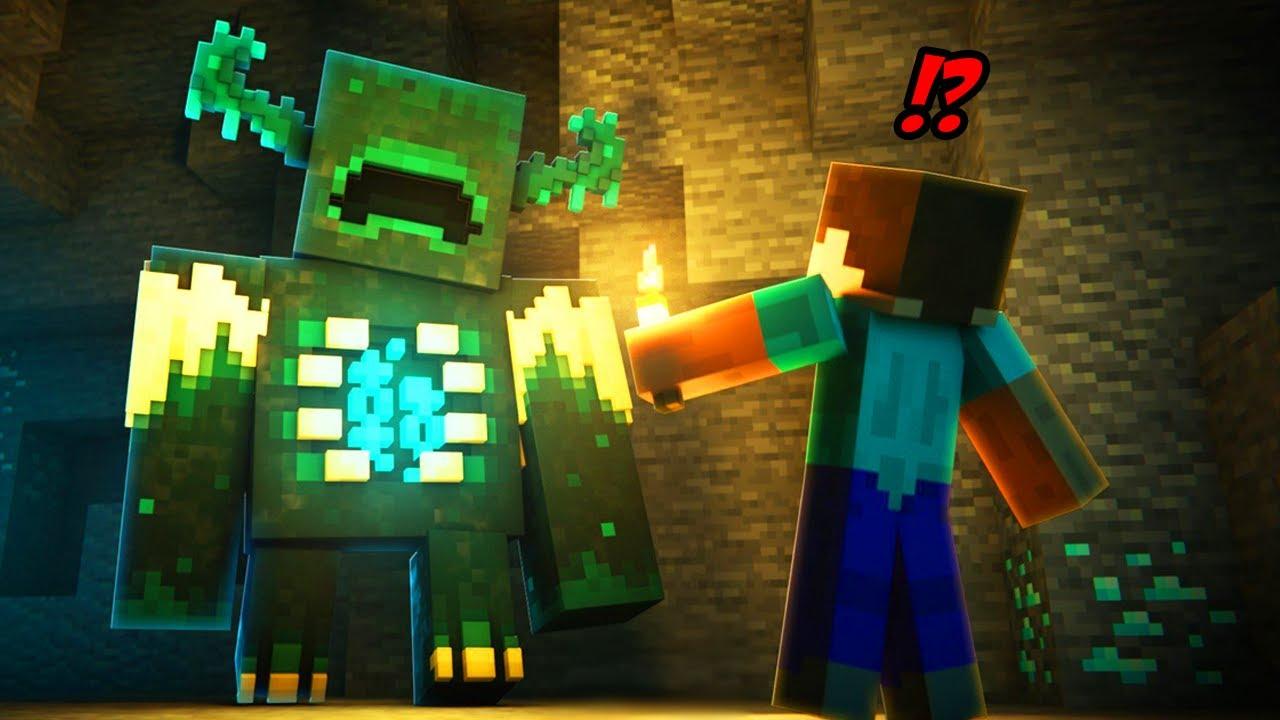 ¿Qué es el Warden y de Donde Viene? - Minecraft