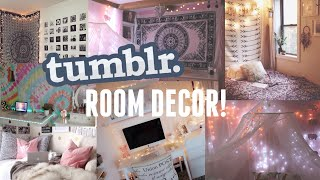 DIY Room Decor 2016 Tumblr! Cute+Affordable