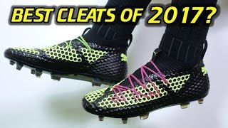 CREATE YOUR OWN LACING SYSTEM! - Puma Future 18.1 NetFit (Black/Yellow) - Review + On Feet