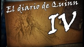 La travesía de Quinn y Valor (Español - HD) Cap IV. La Guardia de Hielo