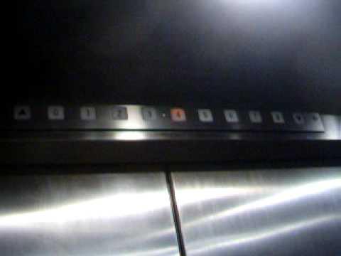 Otis Elevator At St. Vincent Health System Hospital Little Rock, Ar
