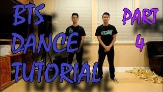 BTS - Danger TUTORIAL Part 4: Chorus