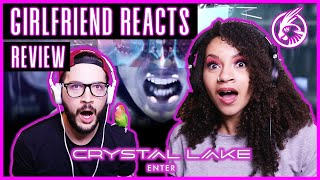 """GIRLFRIEND REACTS - Crystal Lake """"AEON"""" REACTION / REVIEW"""