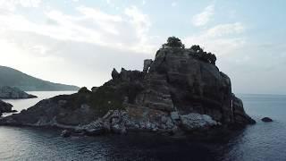 Greece, Skopelos, Mamma Mia chapel, Agios Ioannis