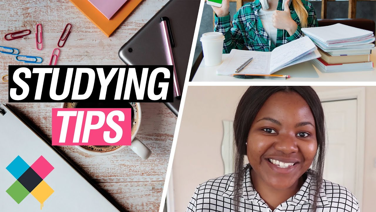Tips on how to study more effectively for exams