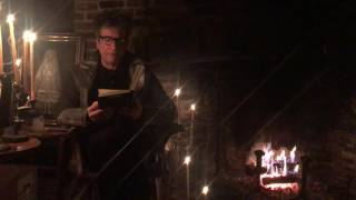 Repeat youtube video The Raven by Edgar Allan Poe, read by Neil Gaiman
