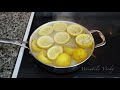 Lemon Water Flush (Master Cleanse Diet) | Lose 5 LBS In 1 Day