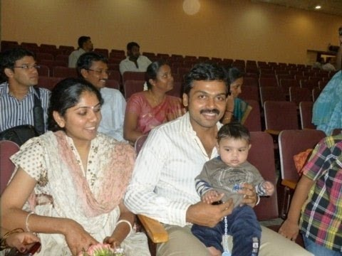 ACTOR KARTHI UNSEEN PHOTOS Travel Video