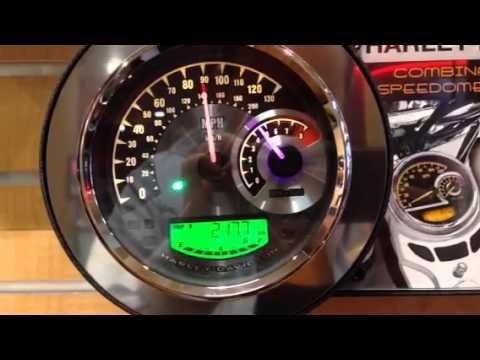 how to make digital speedometer