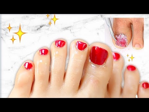 FUGLY to FAB | My Foot Care Routine