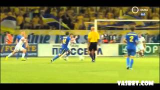 бАТЭ 3-1 Дебрецен05/08/2014HDЛига чемпионов